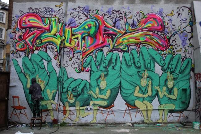 Street Artist RUN