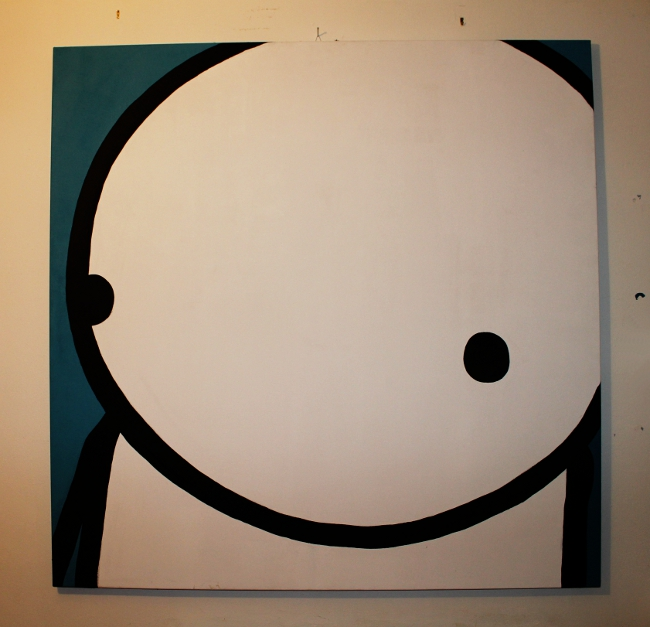 Stik Show Exhibition Lava Collective May