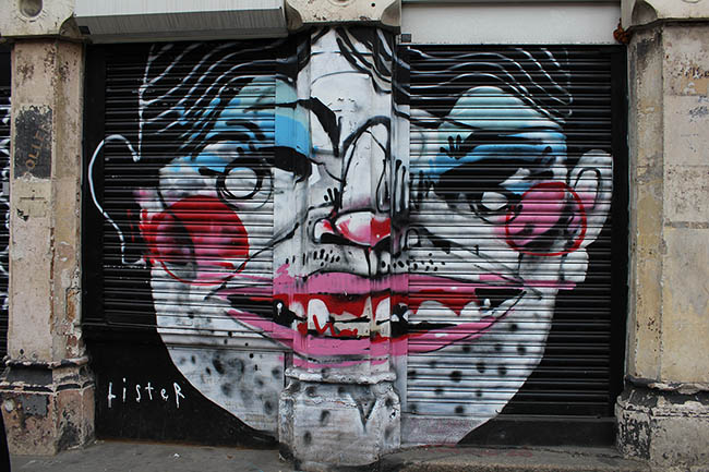 Anthony Lister Interview with Street Art London