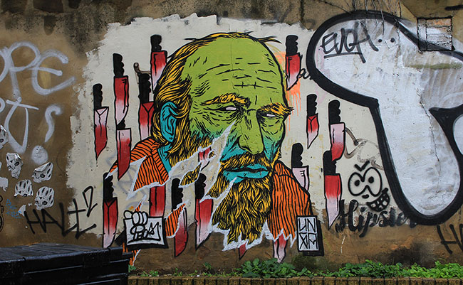 Broken Fingaz Crew x Mr Phomer
