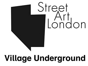 Village Underground Wall presented by Street Art London