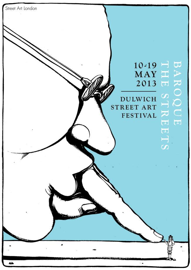 Dulwich-Street-Art-Festival-Poster
