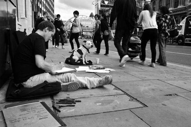 John Dolan Street Art London