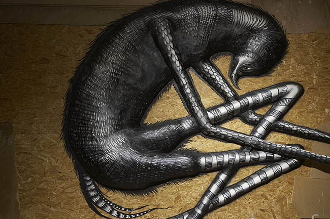 5-Phlegm-Bestiary-Howard-Griffin-Gallery
