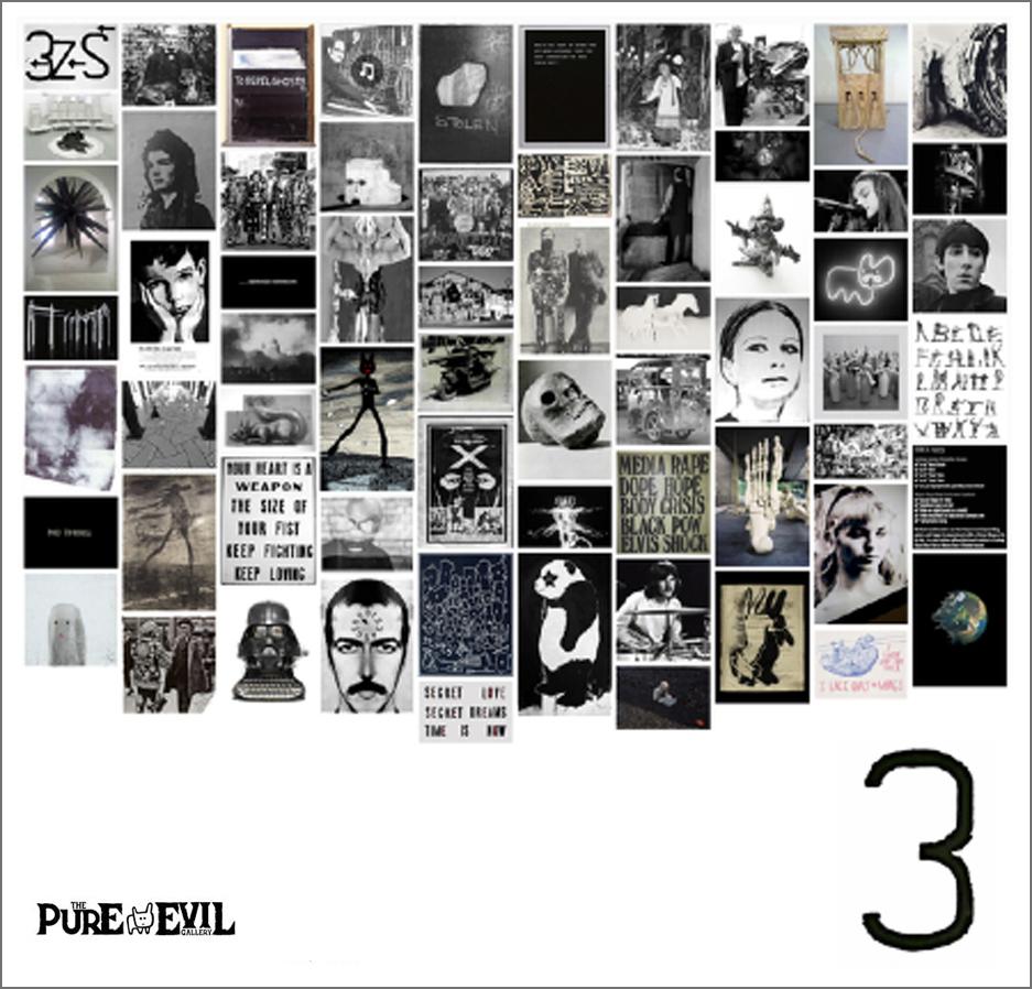 3 Pure Evil London