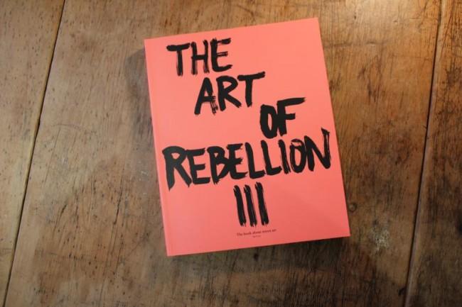 Art of Rebellion 3 Book
