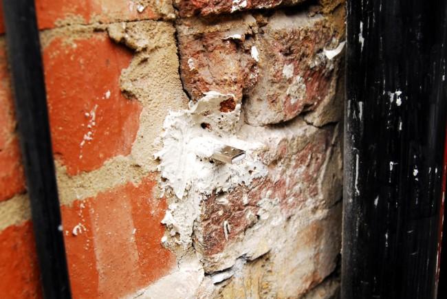 Dead Drop Brick Lane London