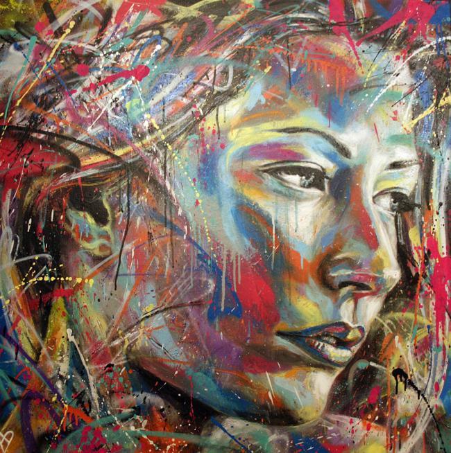 Street Artist Interview David Walker By Street Art London
