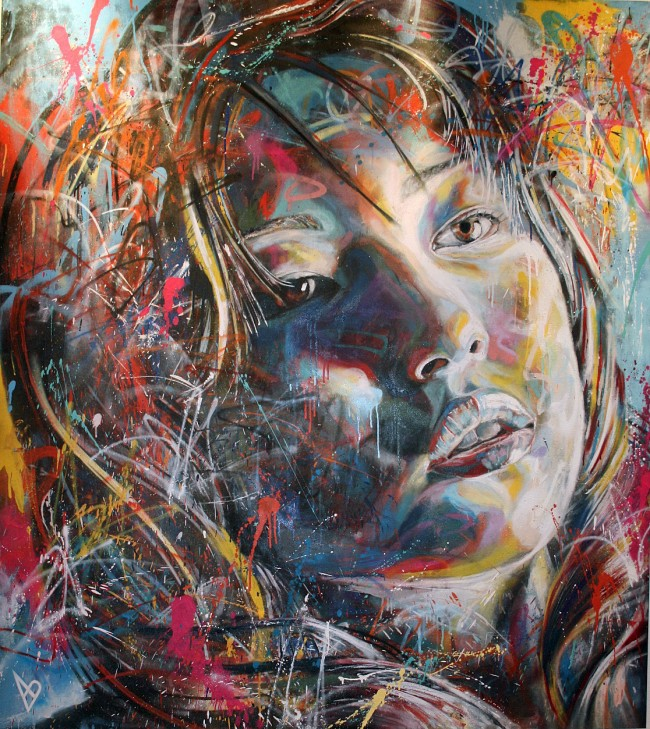 David Walker Street Artist