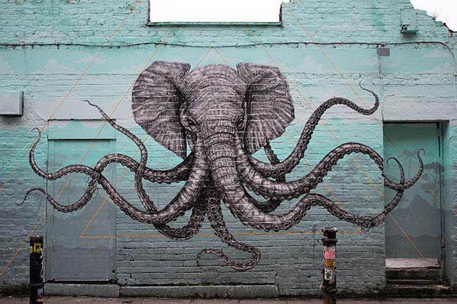 London street art tours from Street Art London – Gallery